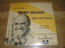 jazz improvisation BENNY GOLSON vol 14 LP Record - sealed