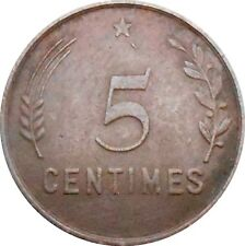 Luxembourg 5 Centimes 1930 KM#40 Charlotte (LUX-15)