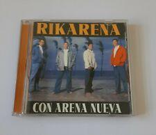 Rikarena Con Arena Nueva JNK-84009 CD #291