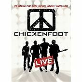 Chickenfoot - Get Your Buzz On (Live) (DVD) New & Sealed