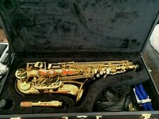 Buffet Crampon A Paris Alto Saxophone - excellent condition! Beautiful!