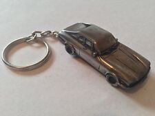 Jaguar XJS Coupe ref105 3D split-ring keyring FULL CAR