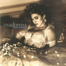 "MADONNA ""LIKE A VIRGIN""  lp reissue limited edition clear vinyl sealed"