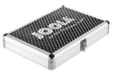 Joola Table Tennis Case Aluminium Black One Size