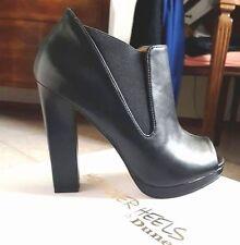 Scarpe tronchetti donna DUNE LONDON - Nuove n.37