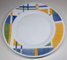 Lot29 Desde 6 Pequeñas Platos Planas Vintage Arcopal Geométrico  De 19,8 CM