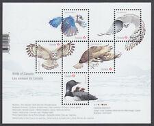 Canada - #3017  Birds of Canada Souvenir Sheet 2017  - MNH