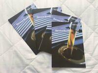 GENUINE BMW SERVICE HISTORY BOOK 3 SERIES 5 SERIES 7 SERIES 320 325 330 335 M3
