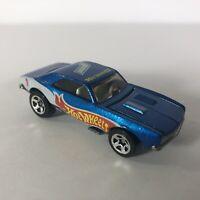 Hot Wheels '67 Camaro blue 1982 Malaysia Race Team Series - Loose