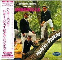 TOMMY JAMES & THE SHANDELLS-HANKY PANKY-JAPAN MINI LP CD BONUS TRACK C94