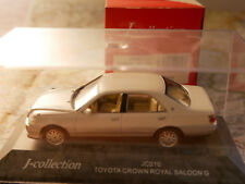 J-COLLECTION TOYOTA CROWN ROYAL SALOON G ART. JC010 1:43 DIE- CAST NEW