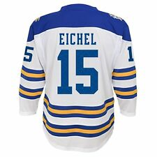 Buffalo Sabres Jack Eichel Youth NHL 2018 Winter Classic Jersey L/XL