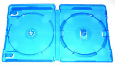 Caja vacía repuesto Bluray doble nueva BR Amaray