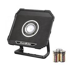 EverBrite Portable Led Flood Work Light CREE LED 800 Lumens 3D Batteries Include