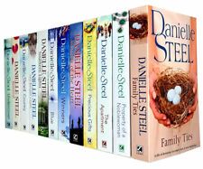 Danielle Steel 12 Books Adult Collection Paperback Gift Pack Set