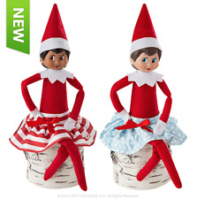 OFFICIAL The Elf on the Shelf® Claus Couture Collection® Twirling in the Snow Sk