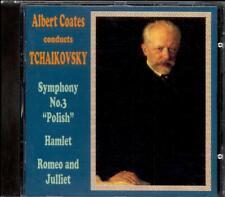 TCHAIKOVSKY - Symphony 3 / Romeo & Juliet / Hamlet / Manfred - Albert COATES