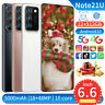 6.6 inch Smartphone Android 10 12GB+512GB 10 Core Dual Sim Card Mobile Phone