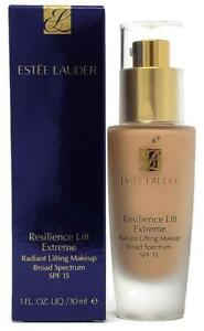 Estee Lauder Resilience Lift Extreme Radiant Lifting Makeup SPF 15 -Select Color