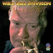 Wild Bill Davison - Rare Wild Bill [New CD]