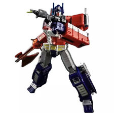 KBB Transformers G1 Optimus Prime MP10V Metal Version with trailer