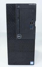 Dell OptiPlex 3050 MT Intel i5-7500 3.4GHz 4GB DDR4 WIN10COA Fair No Caddy HDD
