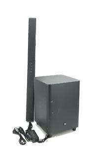 JBL 4K Ultra HD Soundbar with Wireless Subwoofer - Black Model BAR 3.1 #U9004