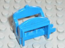Selle cheval LEGO CASTLE blue horse saddle 4491a / 6085 6021 6073 6022 6034 6035