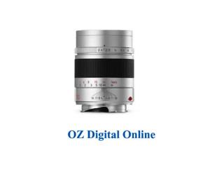New LEICA SUMMARIT-M 90mm f/2.4 (Silver) Lens 1 Year Au Warranty