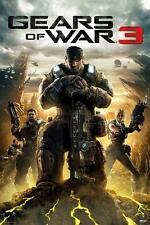 Gears of War 3 - Maxi Poster 61cm x 91.5cm (neuf et scellé)
