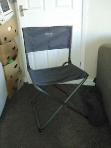 Vango  Monarch Deckchair Chair Folding Camping Caravan Awning Tent Fishing