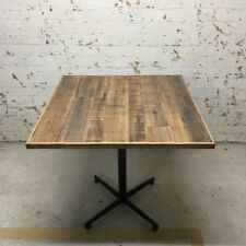 Recycled Timber Rustic Table Tops, Cafe Restaurant, Any Size
