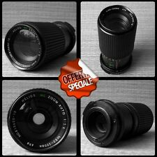 HELIOS MC ZOOM 80-200mm f/5.6 (M42) - ADATTABILE A REFLEX DIGITALI E MIRRORLESS