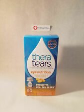 Theratears Nutrition Dry-Eye Relief Capsules 90 Capsule : 3 Packs