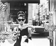 AUDREY HEPBURN AS HOLLY GOLIGHTLY FROM BREAK 8x10 Photo cool pic 164000