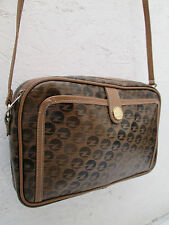 -AUTHENTIQUE petit sac à main   ZENITH  cuir TBEG vintage bag 70's