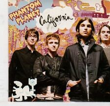 (EJ815) Phantom Planet, California - 2005 DJ CD