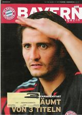 Bayern Magazin 10/56 , Bayern München - Hamburger SV , 21.01.2005
