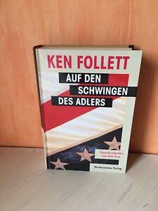 Ken Follett Auf den Schwingen des Adlers Gebundene Ausgabe NEUWERTIG