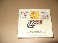 Genesis Trespass/Nursery Cryme/Foxtrot 3 CD SET LIMITED EDIT 1990 NEW & SEALED
