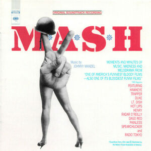 M.A.S.H. - JOHNNY MANDEL - SOUNDTRACK - LEGACY / COLUMBIA - 1995 CD