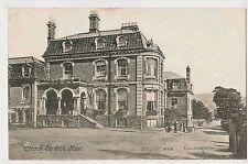 SHROPSHIRE - THE CHURCH STRETTON HOTEL, CHURCH STRETTON, 1910s