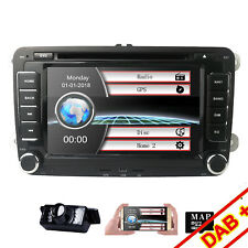 "For VW Volkswagen Jetta Passat POLO 7""Car GPS Stereo CD DVD 2DIN Radio Bluetooth"