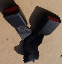NISSAN X-TRAIL XTRAIL 2008-2013 T31 REAR CENTER RIGHT SEAT BELT CLIP LOCK ANCHOR