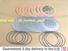 JCB BACKHOE - BRAKE FRICTION COUNTER PLATES & SEALS (PART # 458/20285 458/20353)