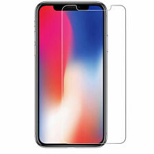 Screen Protector For Apple IPHONE X/XS /10 Transparent Film Display Cover Guard