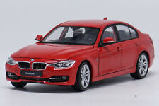 Welly 1:24 BMW F30 335i Red Diecast Model Car Vehicle New in Box