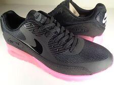 Womens Nike Air Max 90 Ultra Black Digital Pink SZ 7 (845110-001)