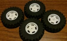 Custom Crawler Rallye Mag Wheels 1/16 WPL C14 C24 RC4WD 4x