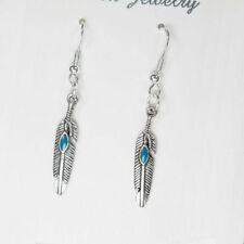 Turquoise Alloy Fashion Earrings